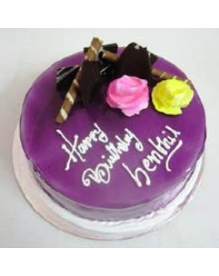 Buy Online Blueberry Birthday Cake In Delhi Ncr