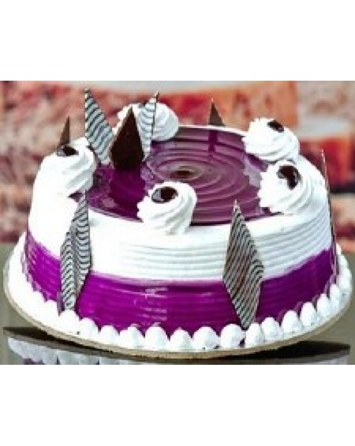 Blueberry Jelly Cake Delivery in Noida Delhi Gurgaon