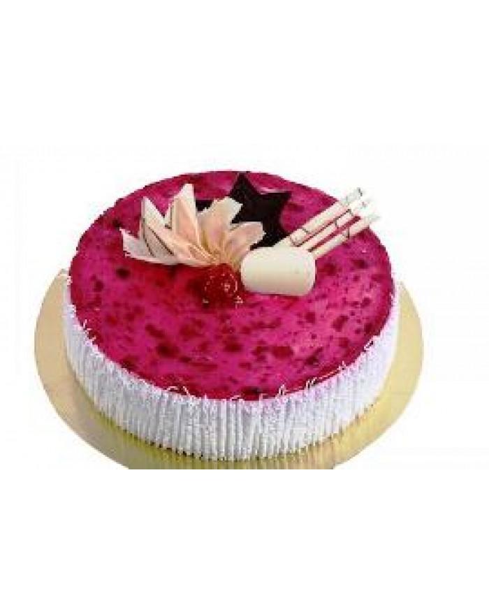 Creamy Blueberry Cake Delivery Pitampura Delhi Noida Gurgaon Order