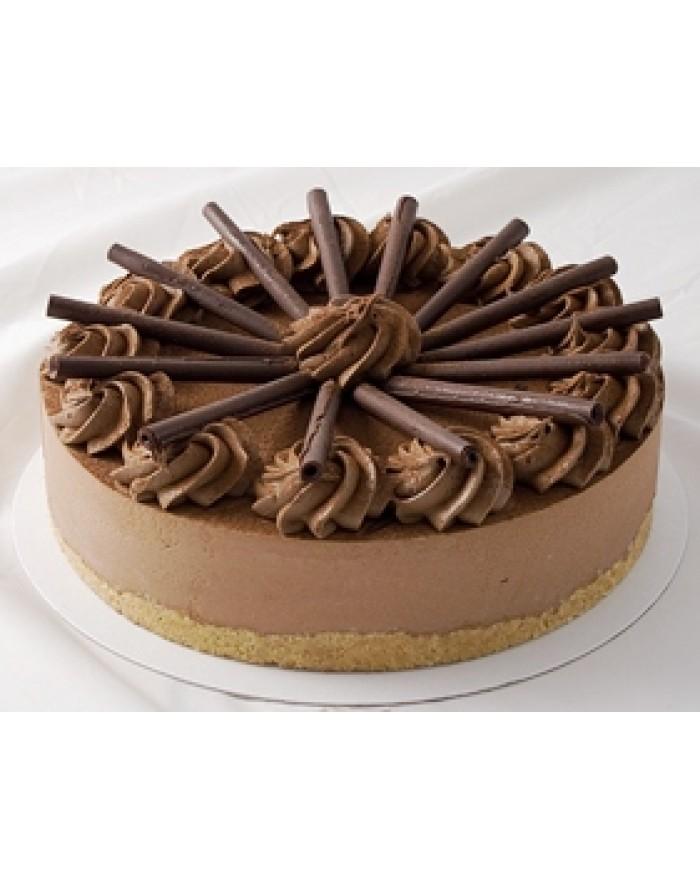 Designer Chocolate Cheesecake Delivery North Delhi Noida Gurgaon