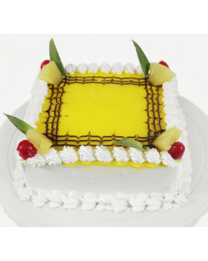 Pineapple Delight Cake
