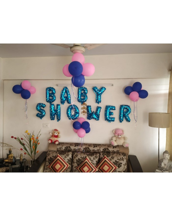 MINI BABY SHOWER DECORATION