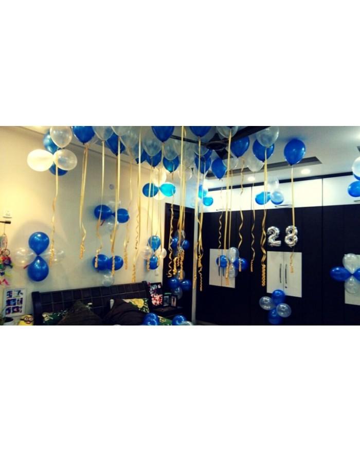 Basic Balloon Decoration
