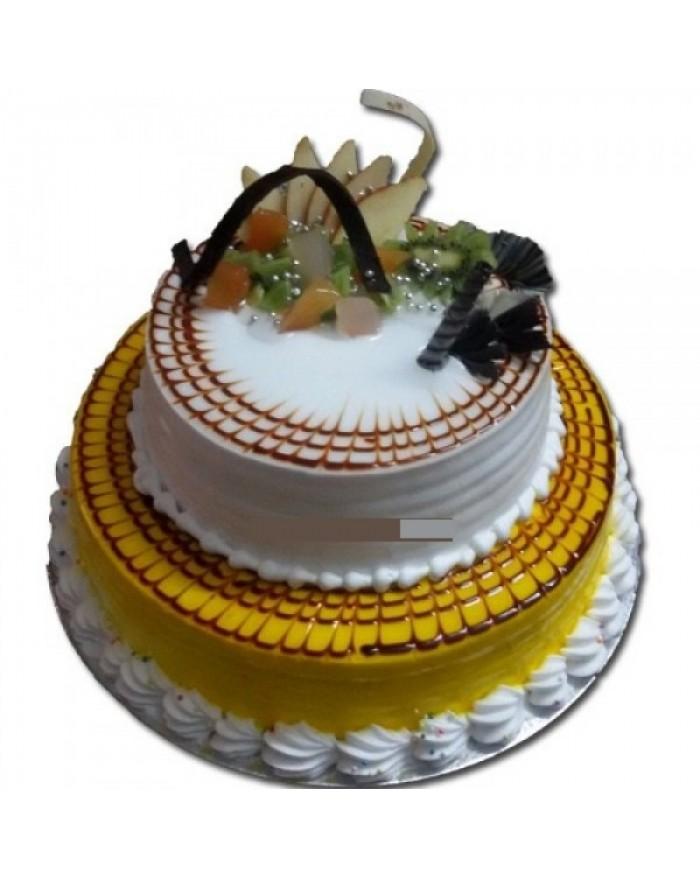 3 kg Butterscotch Fruit Cake
